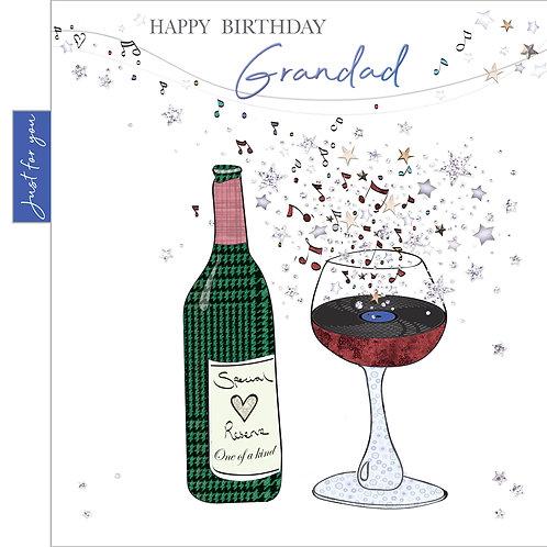 ITG-006 - Grandad Birthday MALE (PACK 6)