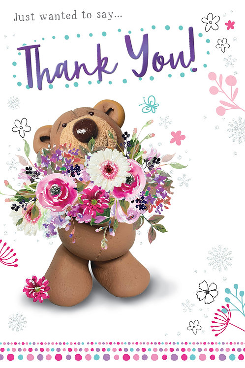 CLA-5023 C50 - Thank You OCCASIONS (PACK 6)