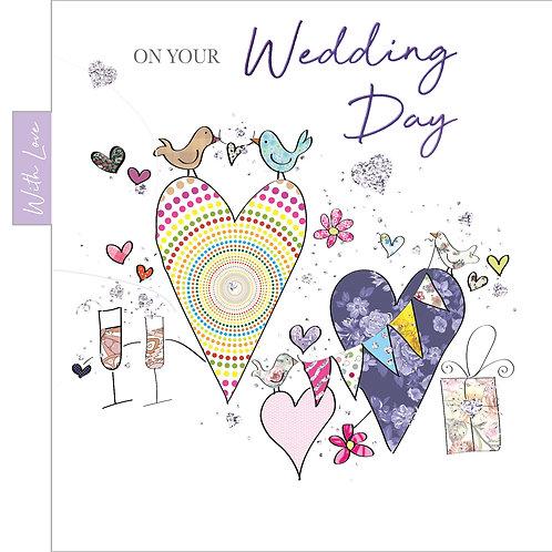ITG-050 - Wedding Day  WEDDING (PACK 6)