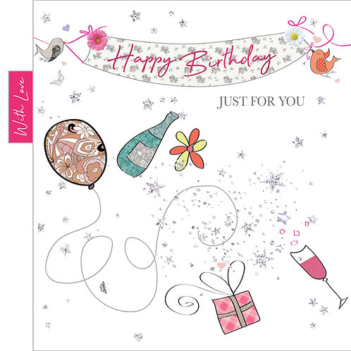 ITG-034 - Open Birthday FEMALE (PACK 6)