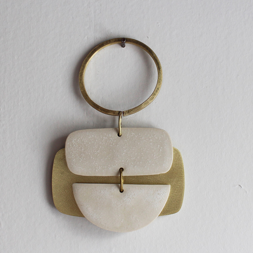 Perch Objects Wall Hanging 12