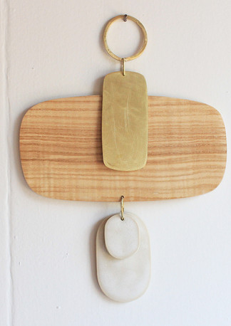 Perch Objects Wall Hanging 8