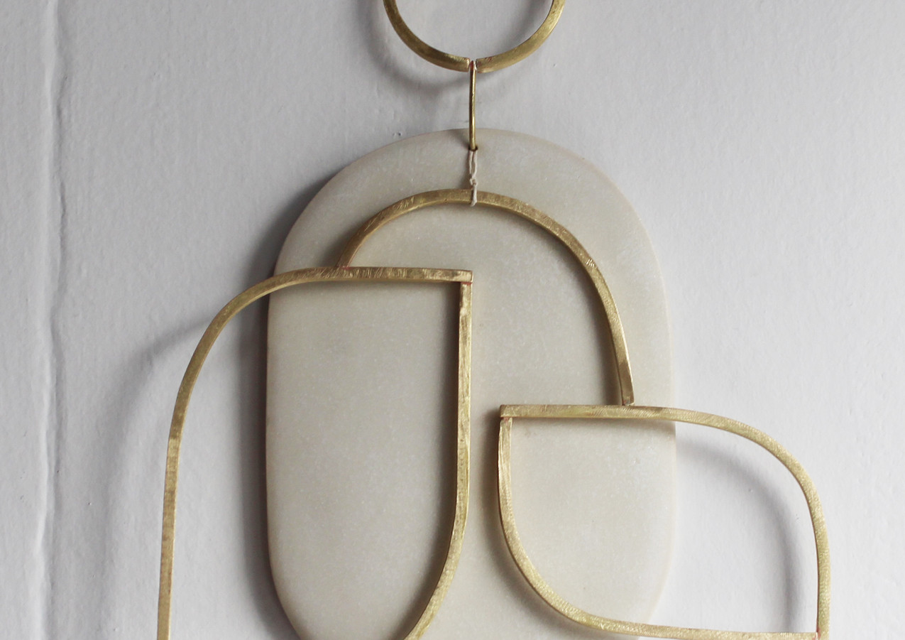 Perch Objects Wall Hanging 20