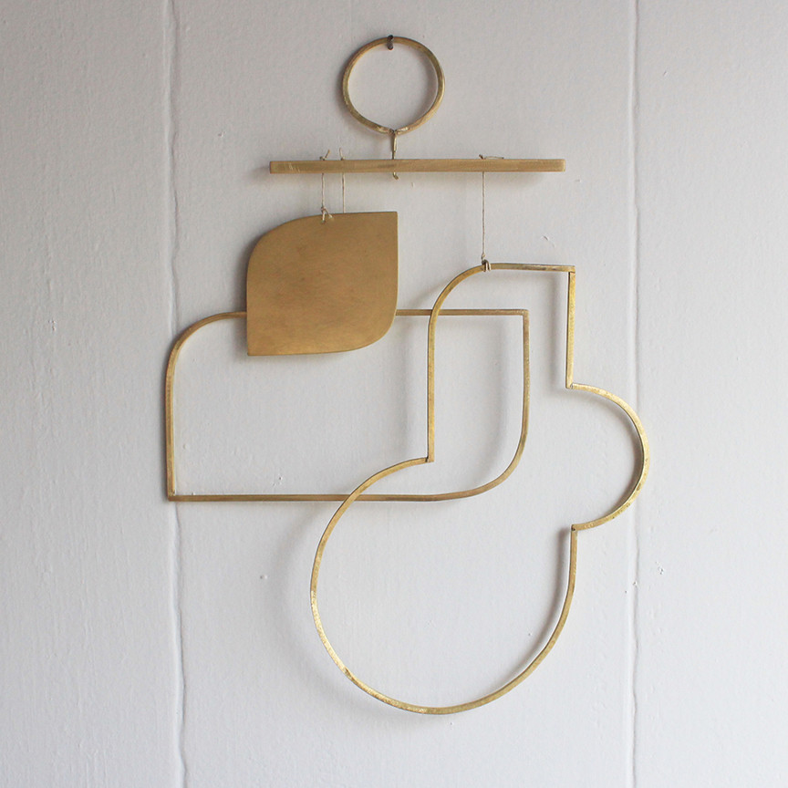 Perch Objects Wall Hanging 10