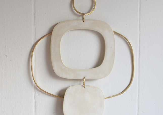 Perch Objects Wall Hanging 9