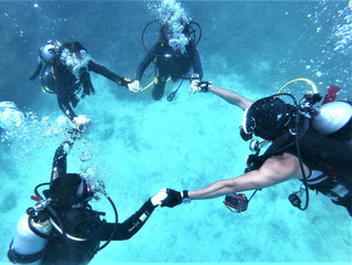 Things You Can Learn About People When You Scuba Dive