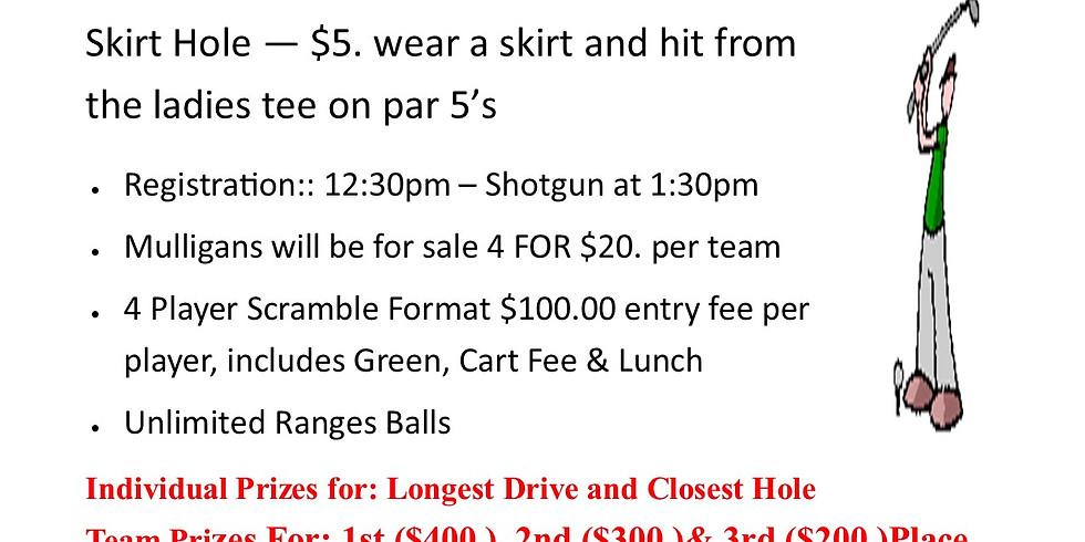 6th Annual Sickle Cell Golf Scramble