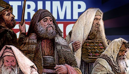 Rebuttal: Donald Trump and the Pharisees