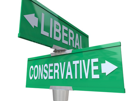 How does a Conservative differ from a Liberal? Part 5 (Illiberals and Anti-Liberals)