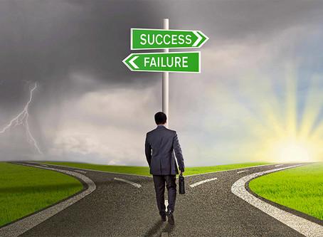 Succeeding at Failure