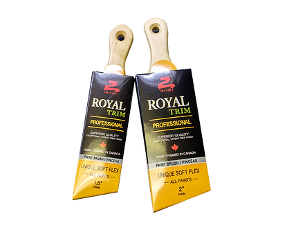 ROYAL TRIM Angle Brush