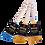 Thumbnail: SK3 Zachary 3pcs Sample Kits (For All Paints)
