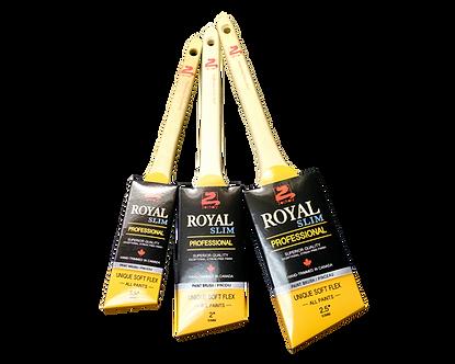 ROYAL SLIM Angle Brush (6 Pack)
