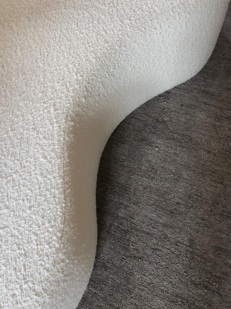 fluffy sofa Auckland - boucle sofa