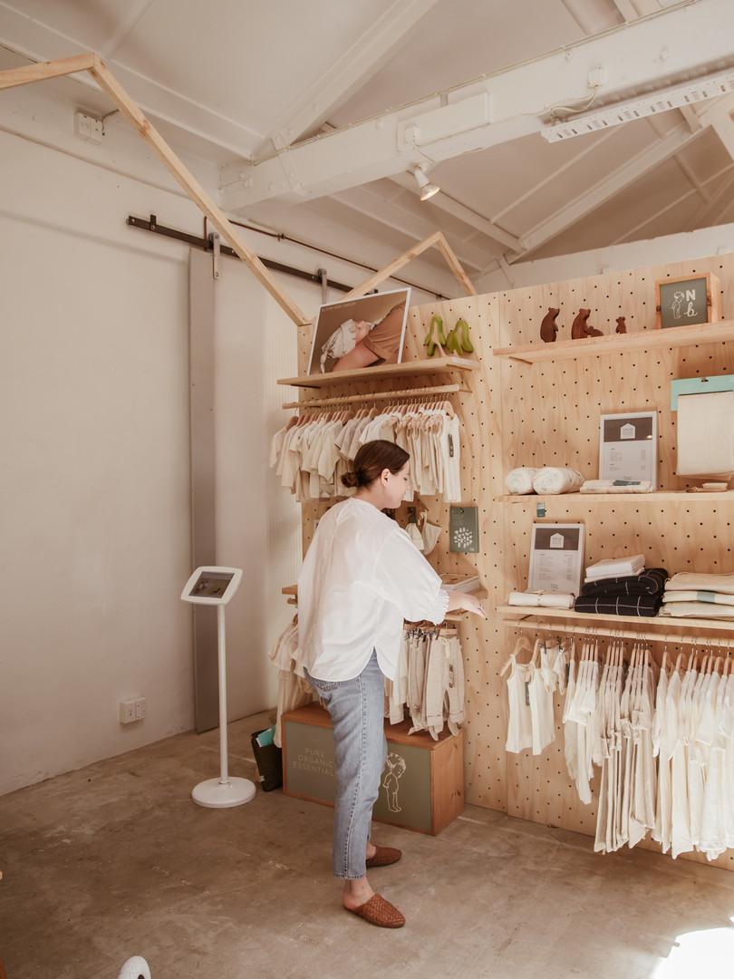 Nature Baby Retail