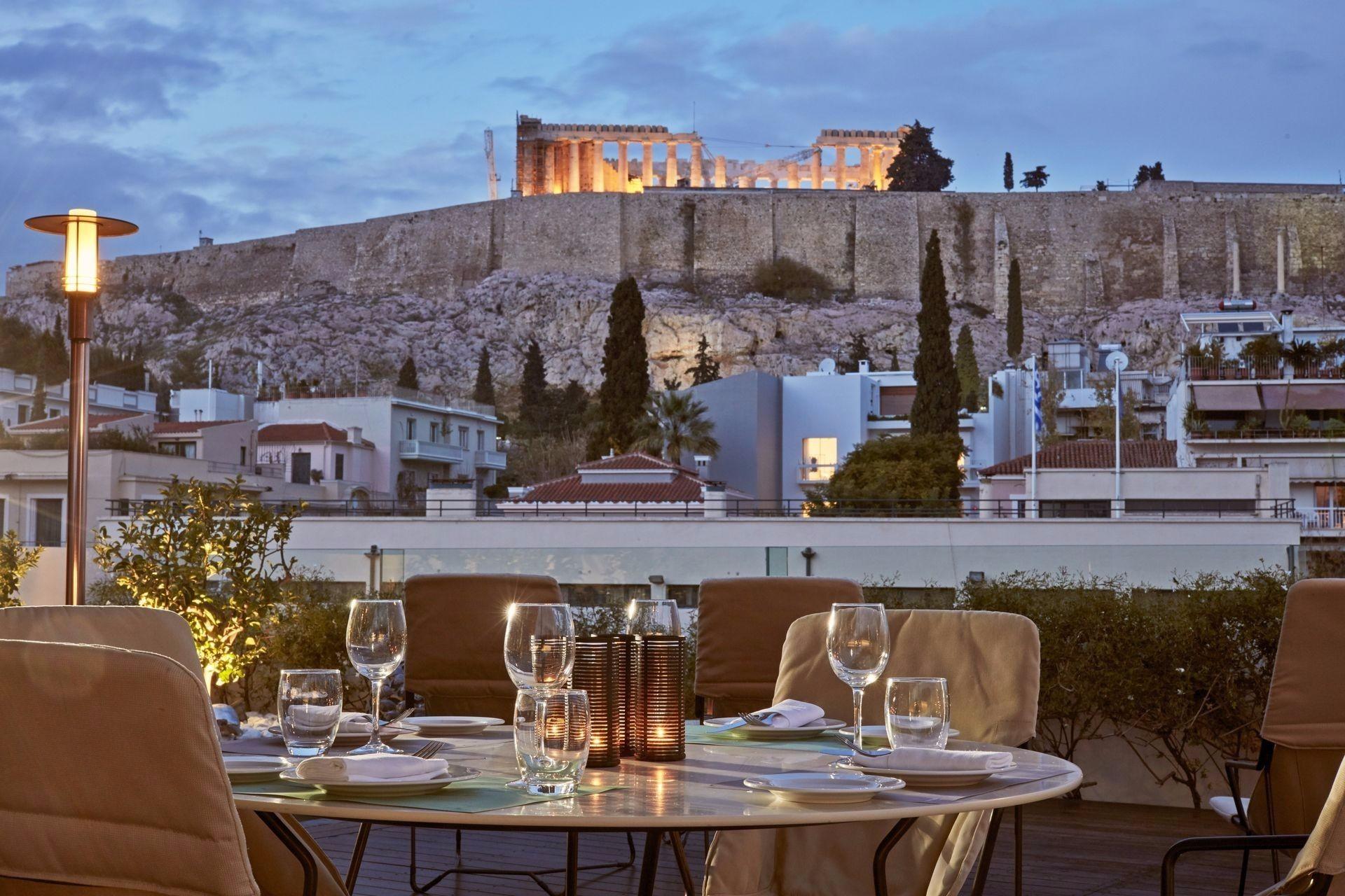 Acropolis from Afar SEMI-PRIVATE seminar