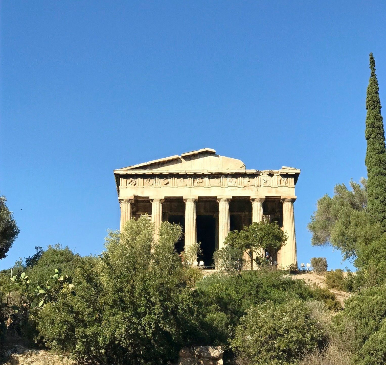 Epic Athens PRIVATE Walking Retreat