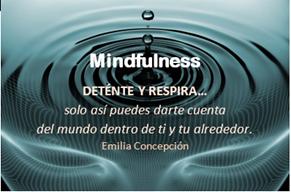 Mindfulness. Cómo te ves en el presente