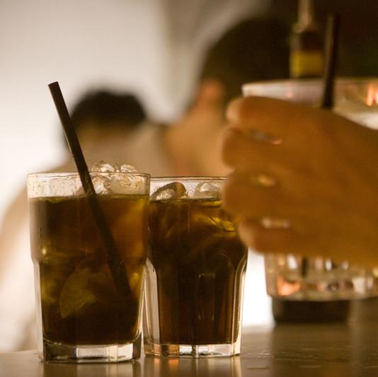 Erfrischende Drinks
