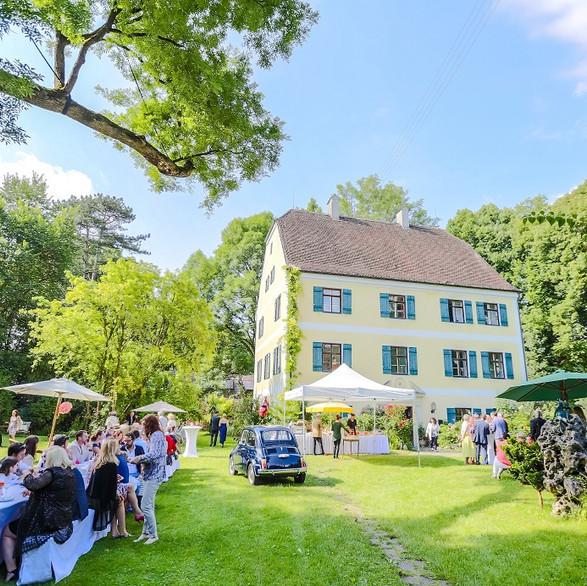 Hochzeit Herrenhaus
