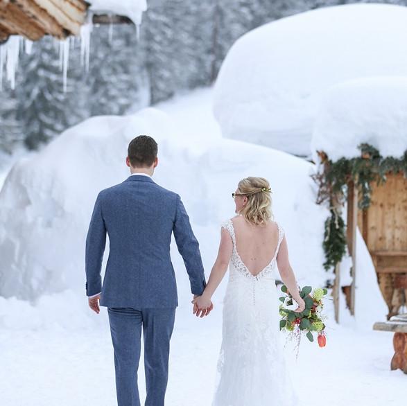 Hochzeit Salzburger Land