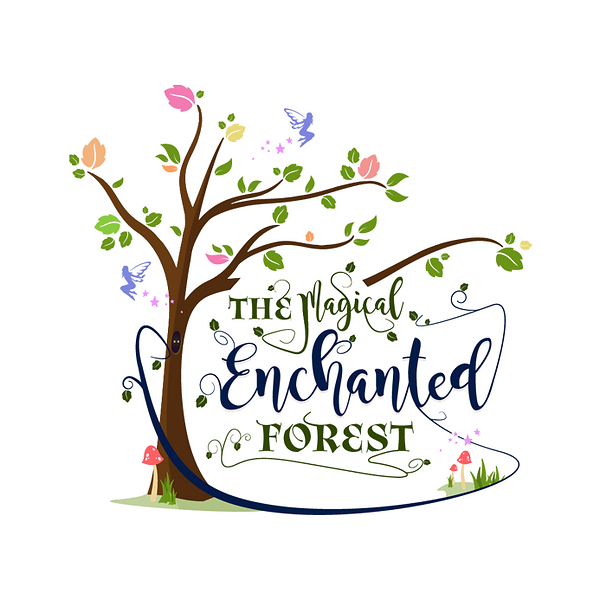The Magical Enchanted Forest logo