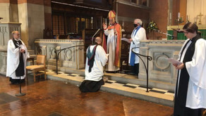 Institution and Installation of Father Peter