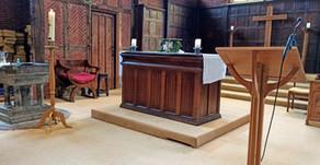 Public Worship Resumes