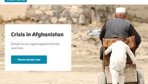 Tearfund Afghan Appeal