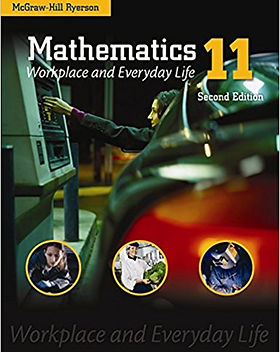 Grade 11 - Mathematics for Work and Ever