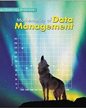 Data Management 12 McGraw-Hill Ryerson2.