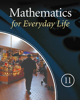 Nelson 11 - Mathematics for Work and Eve