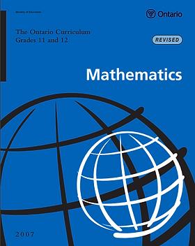 Ontario Mathematics Curriculum Grade 11