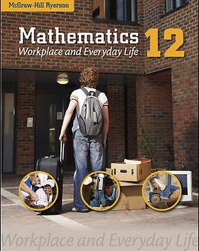 Mathematics Workplace & Everyday Life -
