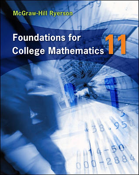 Foundations for College Math - Grade 11