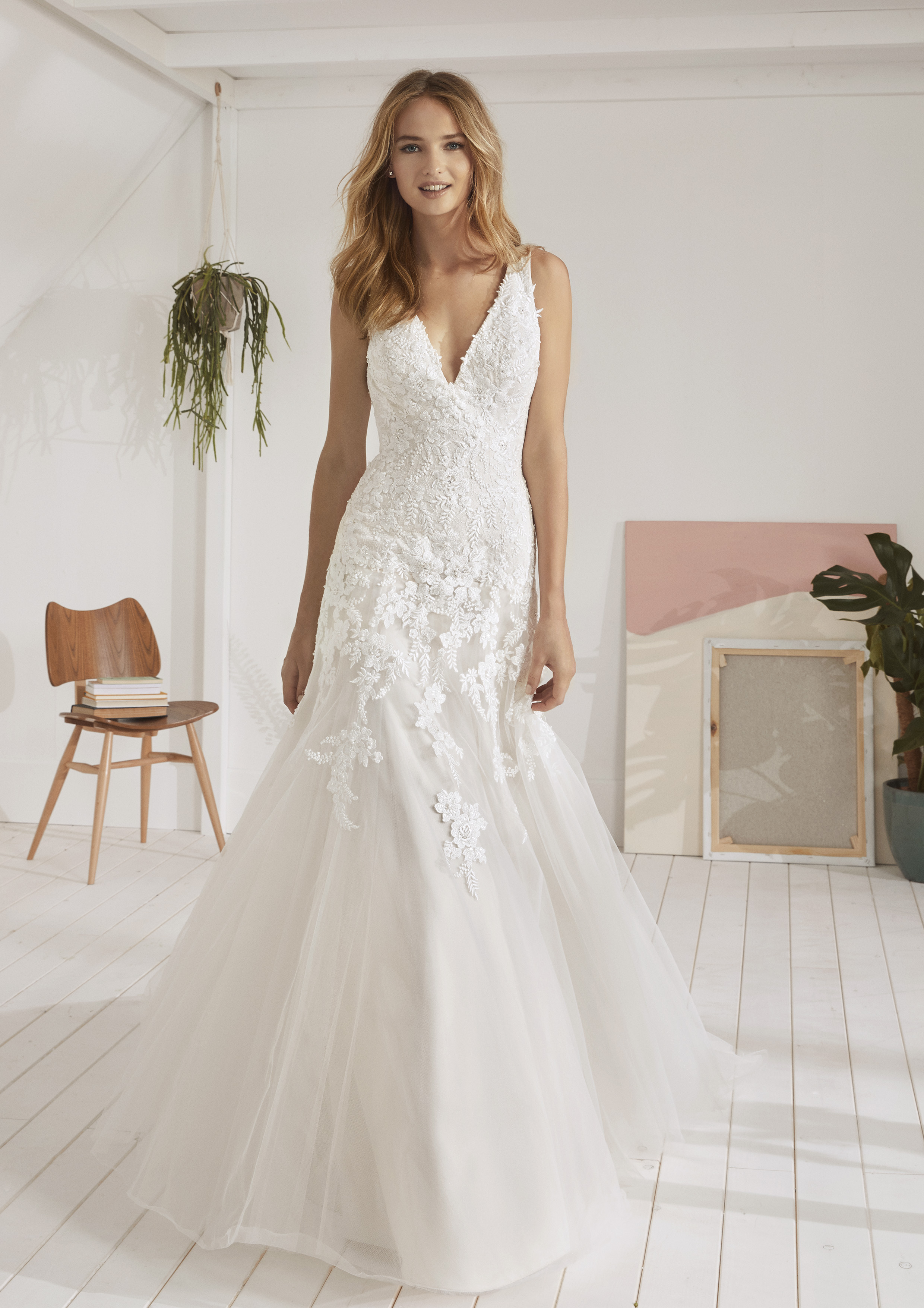 Pronovias White One Oviedo £1,200