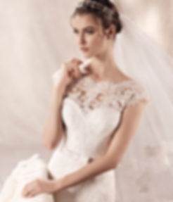 Pronovias White One wedding dresses available in our Jewellery Quarter bridal boutique in Birmingham