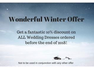 Our Wonderful Winter Offer