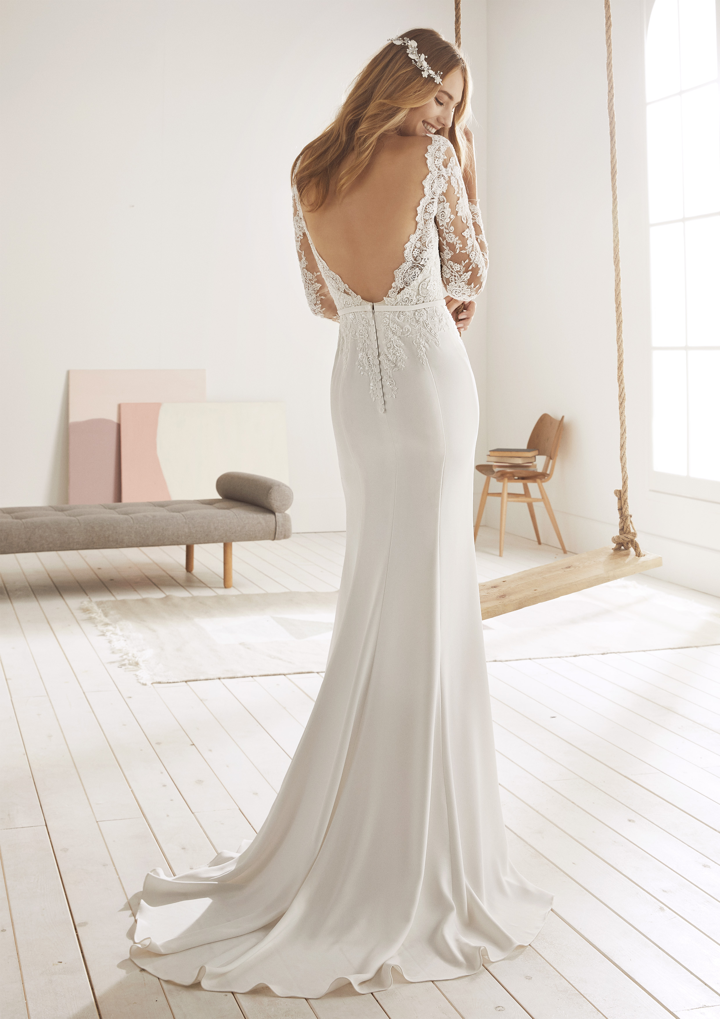 Pronovias White One Olmo £1,100