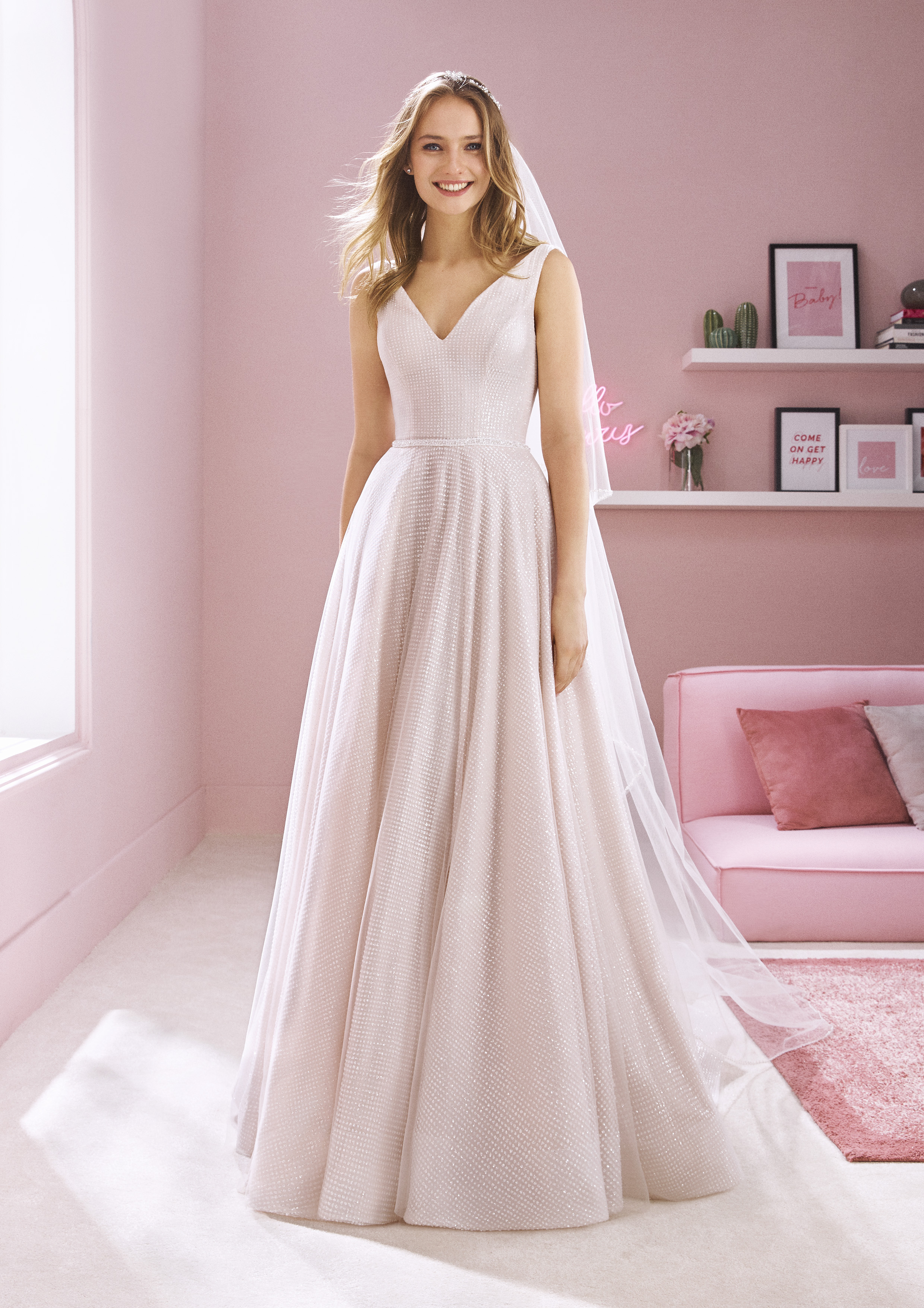 Pronovias White One Nina