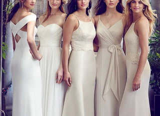 20% Discount on ALL Dessy Bridesmaid Dresses ordered in February!