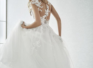 New 2018 Wedding Dresses Are Arriving!