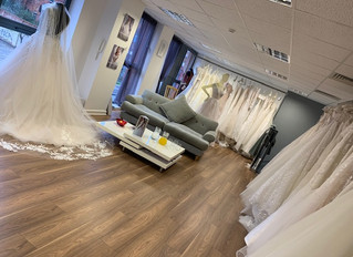 So You're Looking For a Wedding Dress Shop in Birmingham?