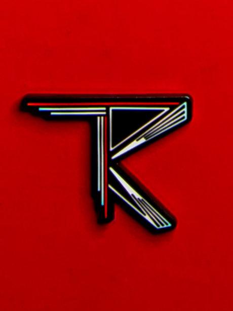 Rodney Thurman Logo Pin