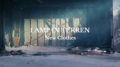 LAMP IN TERREN -New Clothes-