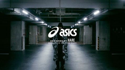 asics designed by hare