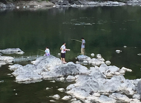四万十川遊び公園ふるさと交流センターキャンプ場