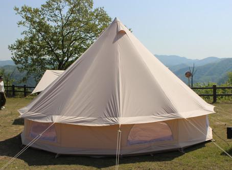 西山高原キャンプ場(岡山県)