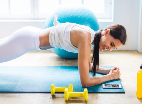 4 BENEFITS OF REMOTE PERSONAL TRAINING