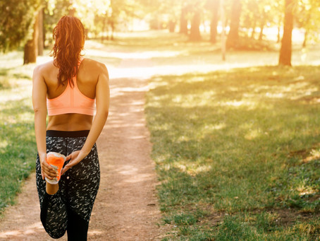 4 TIPS TO BOOST FITNESS OUTSIDE OF THE GYM